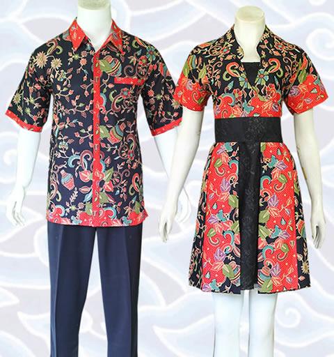 Baju Batik Blog